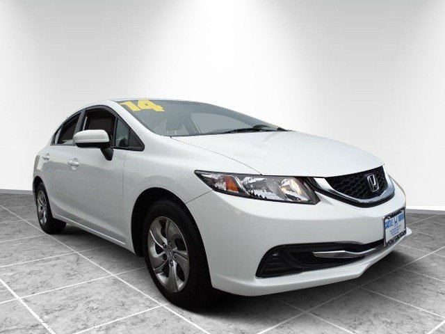 Pre Owned 2014 Honda Civic Sedan LX
