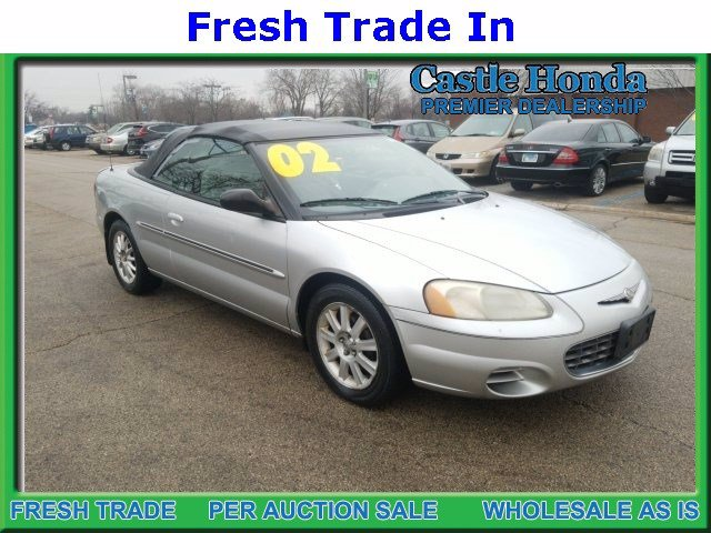 Pre-Owned 2002 Chrysler Sebring GTC