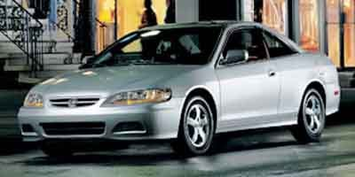 Pre-Owned 2002 Honda Accord Cpe EX