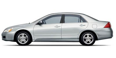 Pre-Owned 2006 Honda Accord Sdn SE
