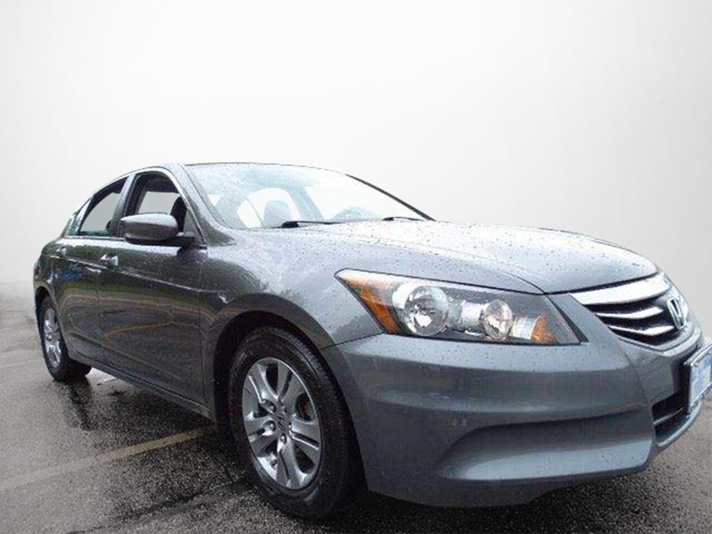 Marvelous Pre Owned 2011 Honda Accord Sdn LX P