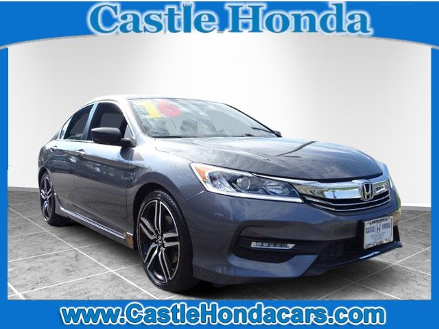 Pre Owned 2016 Honda Accord Sedan Sport