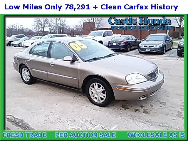 Pre-Owned 2005 Mercury Sable LS
