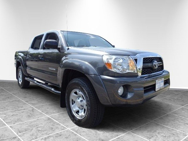 Pre Owned 2011 Toyota Tacoma Crew Cab Pickup In Morton Grove 50379a