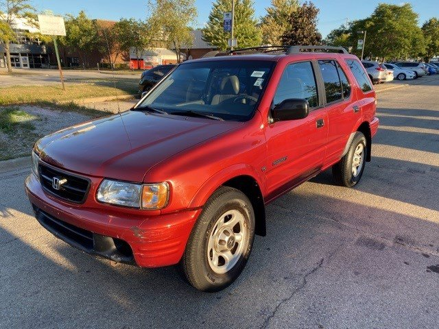 Pre-Owned 2001 Honda Passport EX