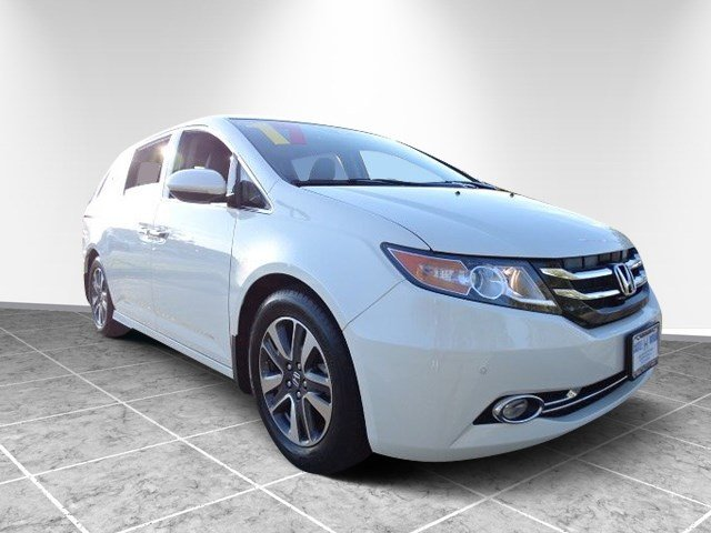 Certified Pre Owned 2017 Honda Odyssey Touring Elite