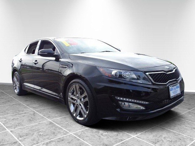 Pre Owned 2013 Kia Optima SX W/Limited Pkg