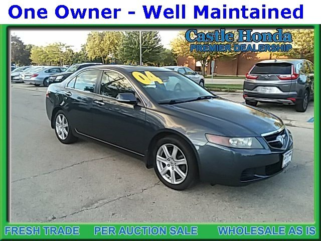 Pre-Owned 2004 Acura TSX Base FWD 4dr Car