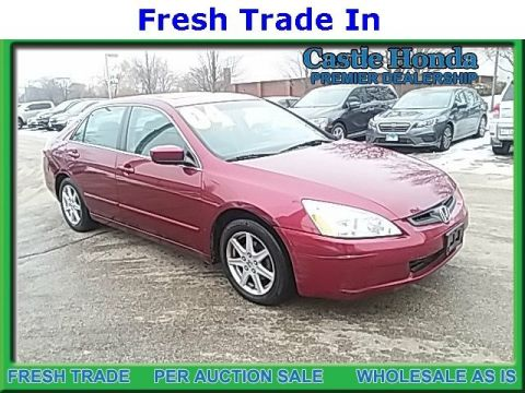 Pre-Owned 2004 Honda Accord Sdn EX-L