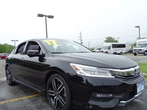 Pre-Owned 2017 Honda Accord Sedan Touring 3.5T