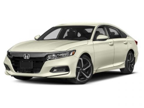 New 2018 Honda Accord Sedan Sport 1.5T