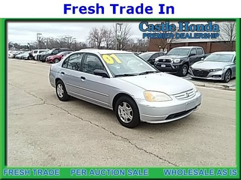 Pre-Owned 2001 Honda Civic LX