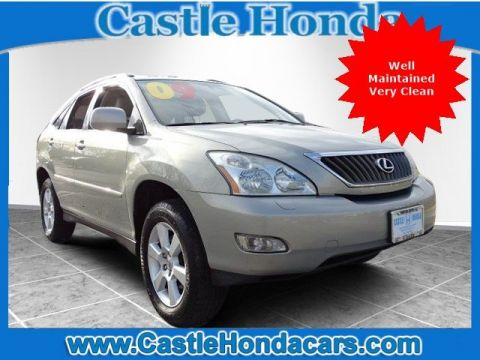 Pre-Owned 2009 Lexus RX 350 4DR AWD
