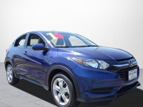 Certified Pre-Owned 2016 Honda HR-V LX AWD