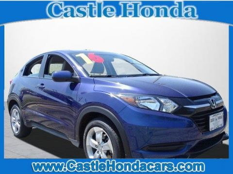 Certified Pre-Owned 2016 Honda HR-V LX