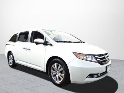 Certified Pre-Owned 2014 Honda Odyssey EX-L Navi With Navigation