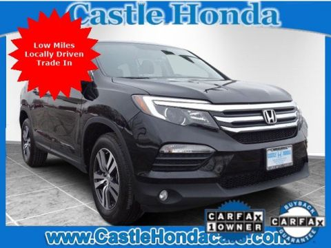 Certified Pre-Owned 2018 Honda Pilot EX-L AWD