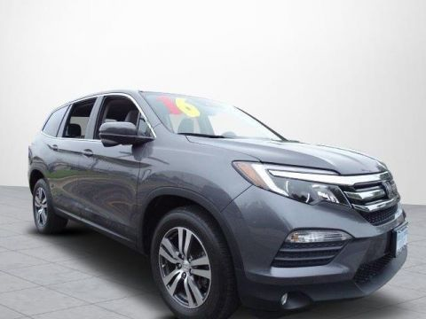 Certified Pre-Owned 2016 Honda Pilot EX-L AWD