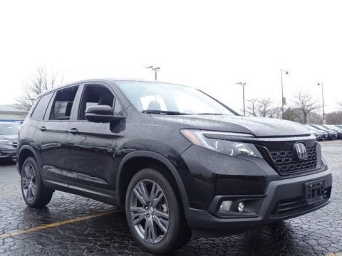 Pre-Owned 2019 Honda Passport EX-L AWD