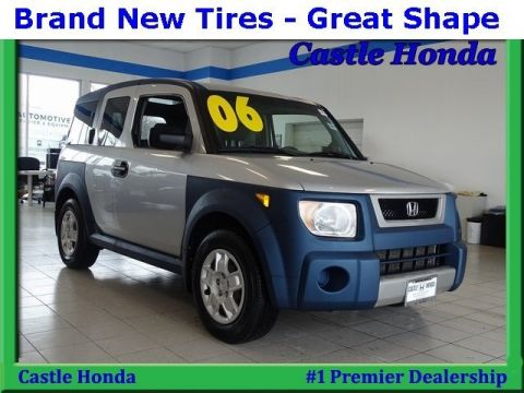Certified Pre-Owned 2006 Honda Element LX